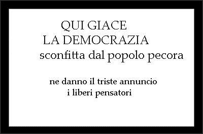 Troppa Democrazia genera populismo