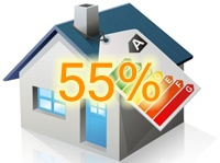 Potenziamento delle detrazioni fiscali 50 e 55%: pubblicato il Decreto Legge