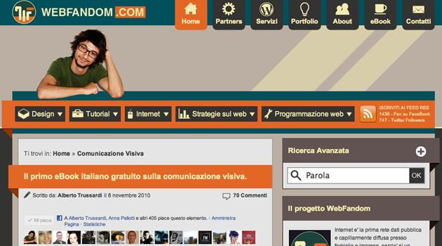 Giovane Web Designer bergamasco tra i docenti di web e comunicazione d'impresa, dell'Accademia di belle arti Santagiulia di Brescia