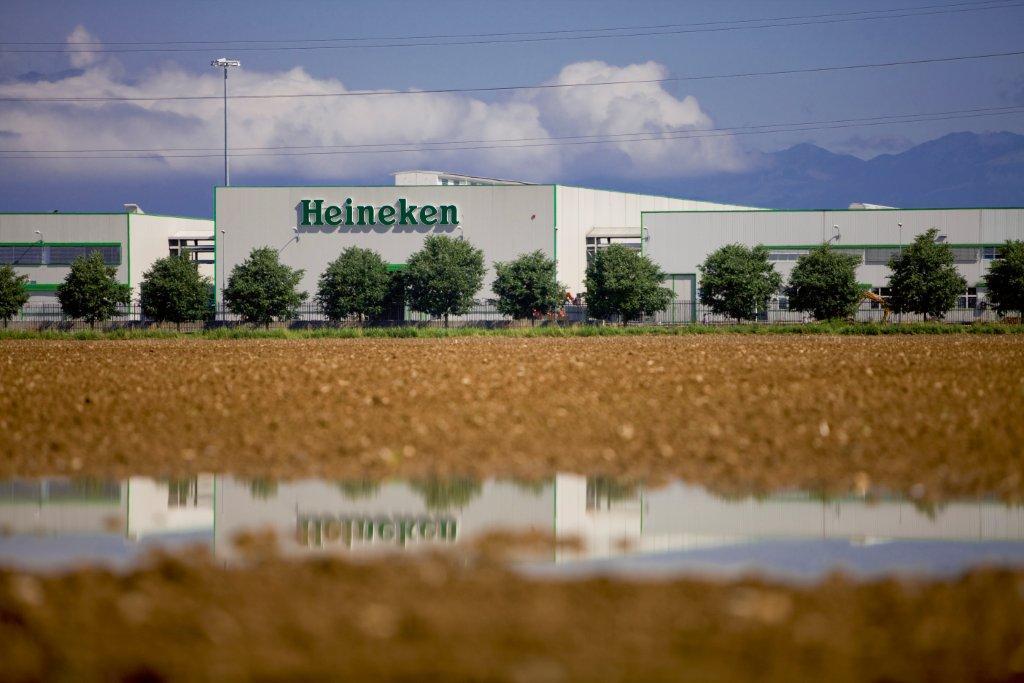 Heineken Italia annuncia un investimento di 2,4 milioni di euro per il risparmio di acqua presso il birrificio Comun Nuovo (BG).