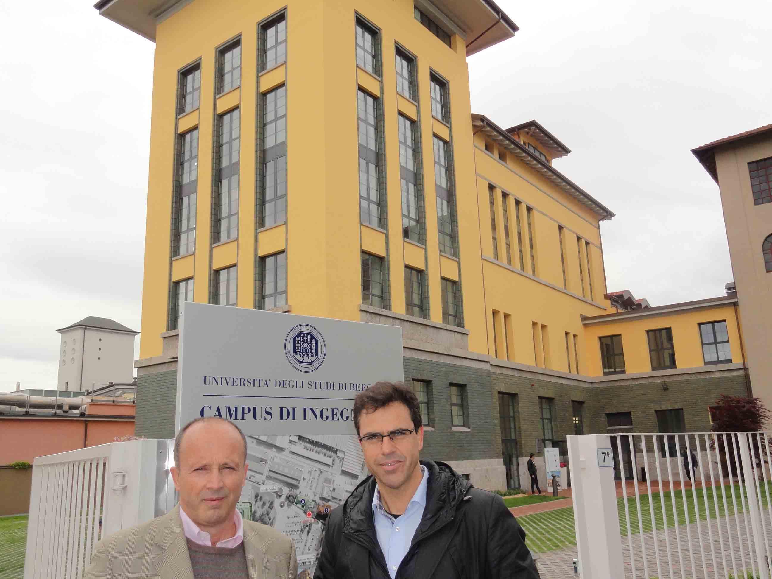 La centrale ex Enel a Dalmine completa il campus universitario d'Ingegneria