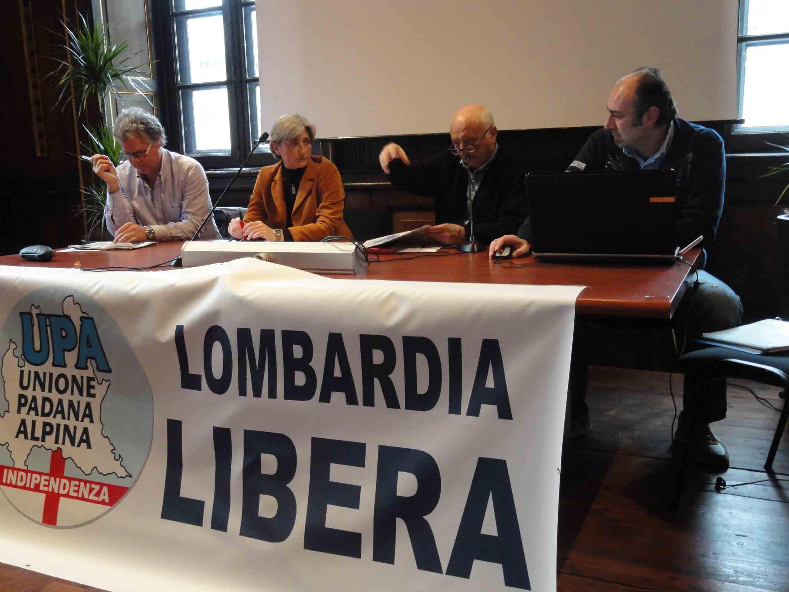 Unione Padania Alpina: assalto al grano padano