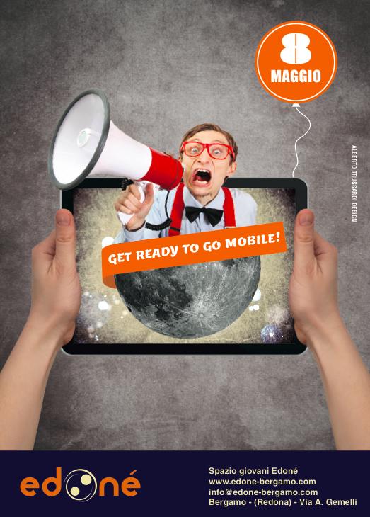 Aperitivo Informativo dell'8 maggio: dal web al mobile un trend in costante crescita