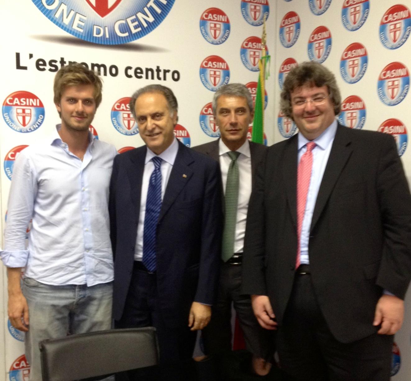 Giovane bergamasco nuovo Coordinatore Regionale Giovani UDC Lombardia