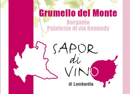 Sapor di Vino 2012 Grumello del Monte