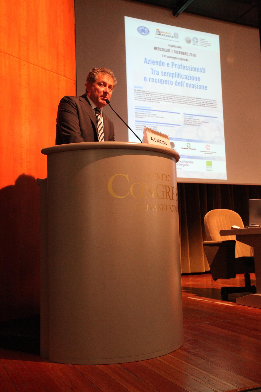 Carrara e Sala confermati al vertice dell'Ordine dei commercialisti: si sono presentati solo loro …