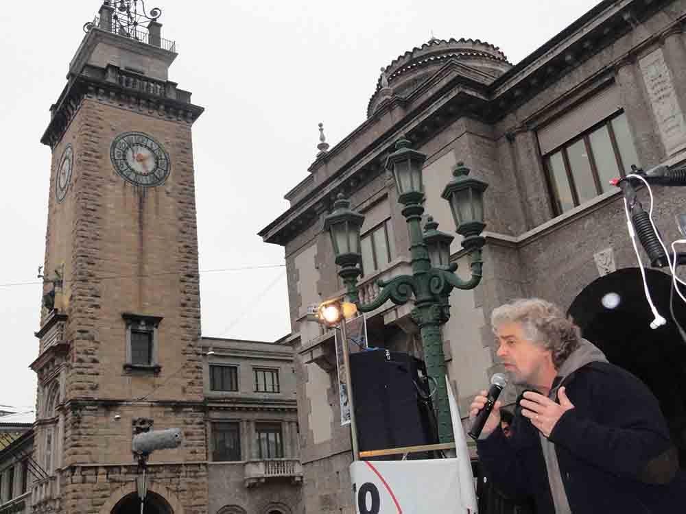 Votate insieme a Bergamo.info: Monti alle politiche e M5S alle regionali (preferenze Dario Violi o Marina Noris)