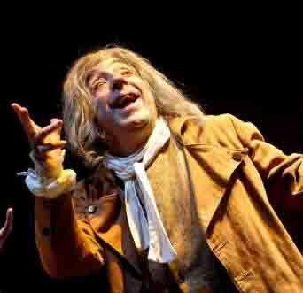Il nipote di Rameau al Donizetti: rappresentazione di un parassita