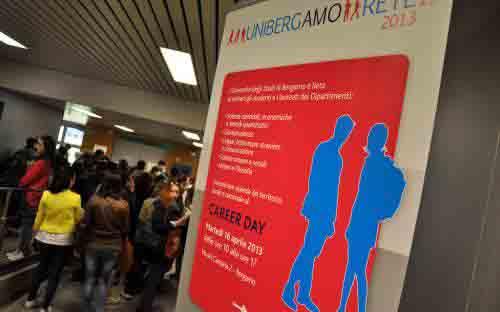 UnibergamoRete: stretta di mano tra Università e territorio.