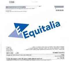 Divieto di compensazione dei crediti: la richiesta dell'estratto conto debitorio ad Equitalia