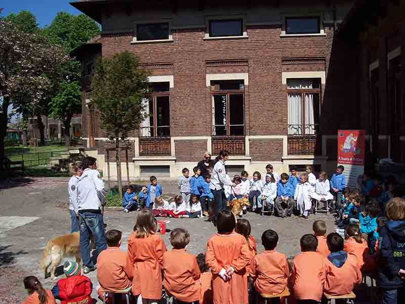 Campagna Educativa A Scuola di Petcare® Purina
