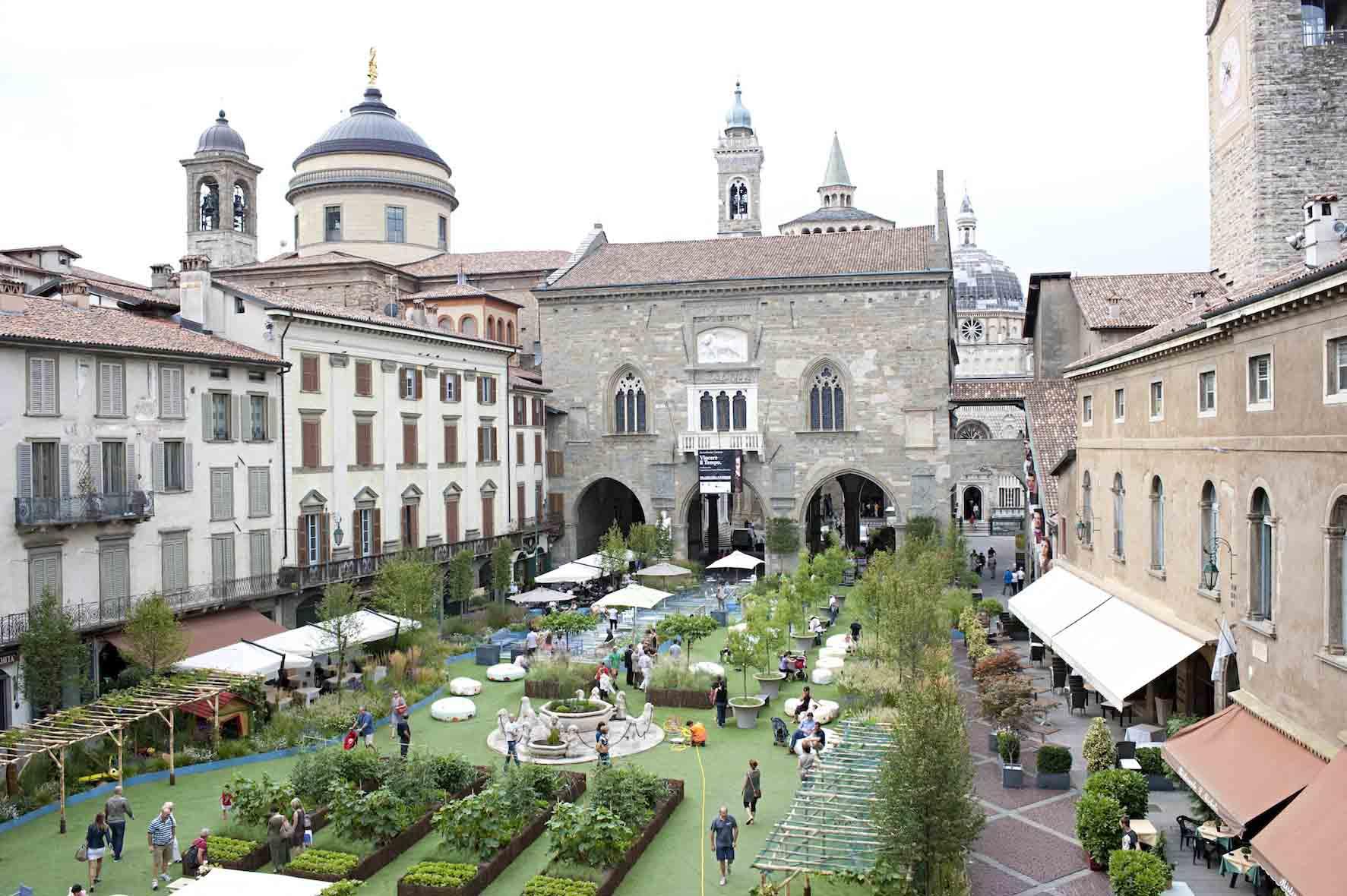 Esperti del verde da tutto il mondo a Bergamo
