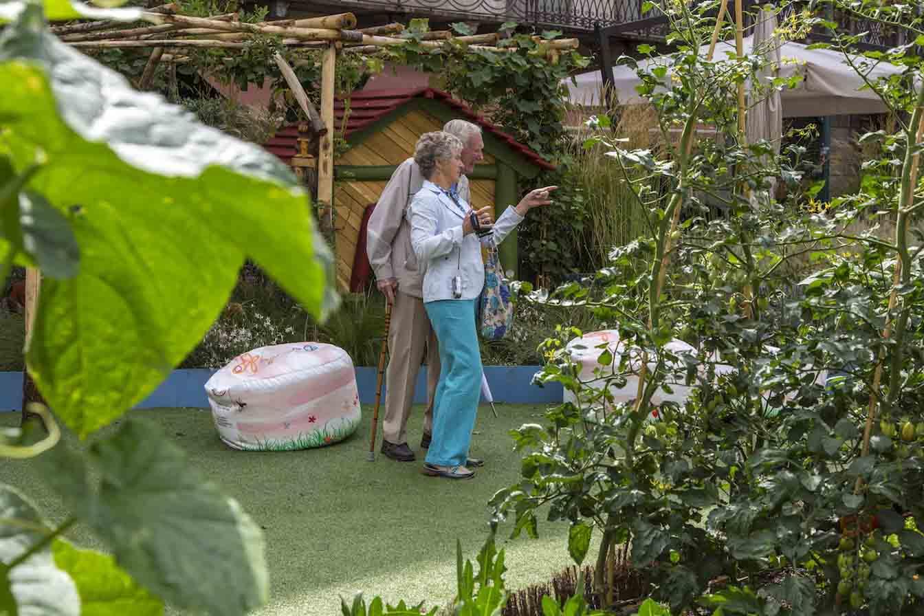Ecologia e paesaggio. A Bergamo Alta due settimane di Festival Internazionale del Verde