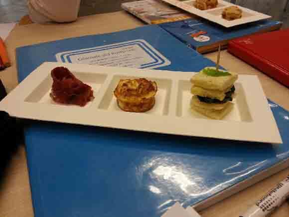 Futuri chef di iSchool protagonisti della Settimana dell'Energia  con piatti eco-sostenibili, anche nell'allestimento
