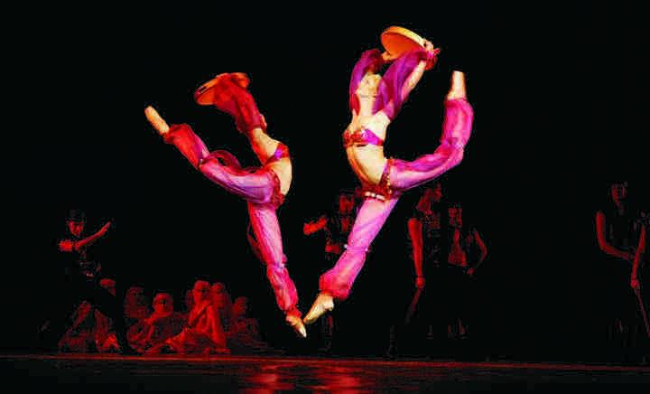 Il Corsaro: il balletto nazionale di Riga al Donizetti