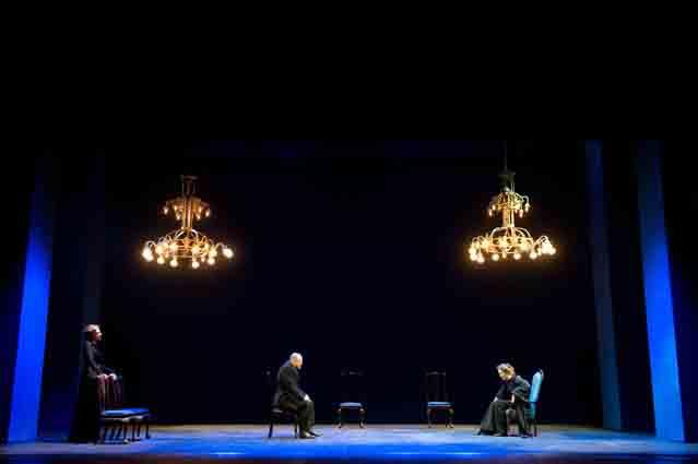 John Gabriel Borkman: un Ibsen deludente