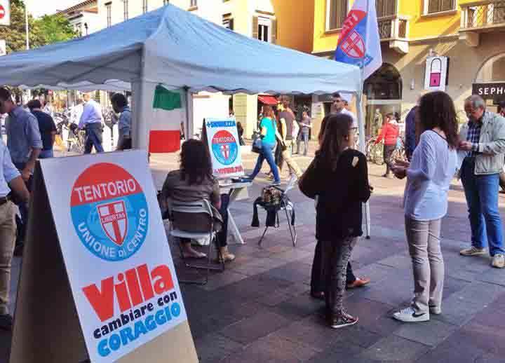 Popolari, non radical chic: presentazione della lista UDC – Tentorio