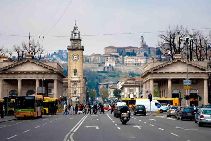 Una mobilità nuova e sostenibile per Bergamo