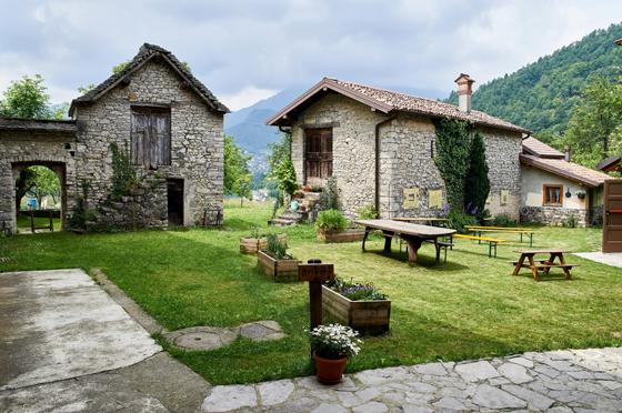 In Valle Imagna a Corna Imagna si punta sulla valorizzazione del territorio e delle tradizioni locali