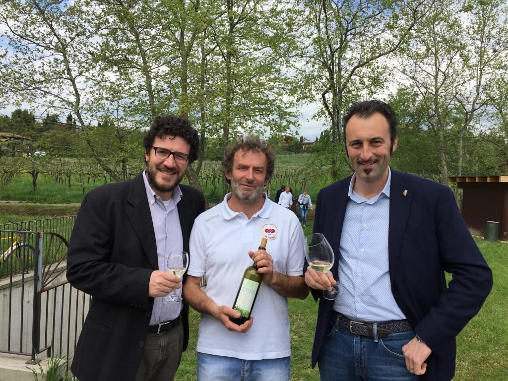 Mozzo: vino ed iniziative sociali