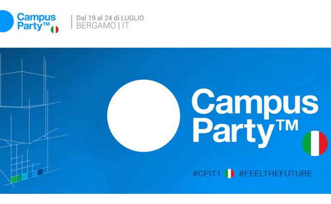 Campus Party, il più grande evento sull'innovazione digitale
