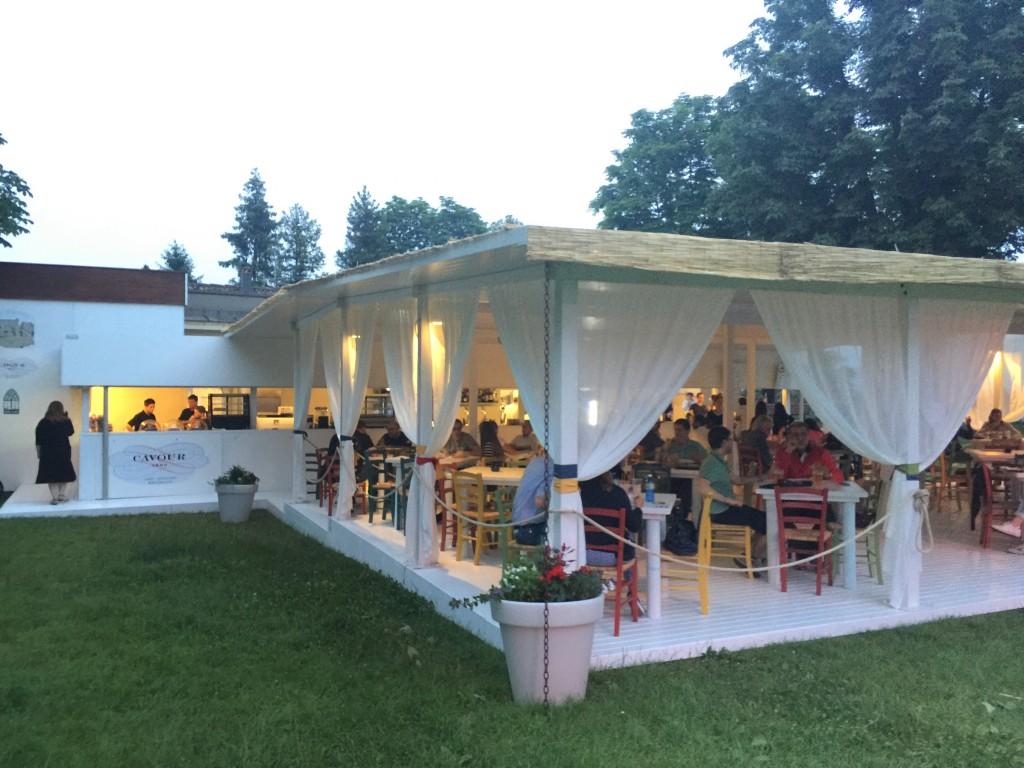 Il 30 e Lode Cafè si riaggiudica l'estivo del Parco della Trucca