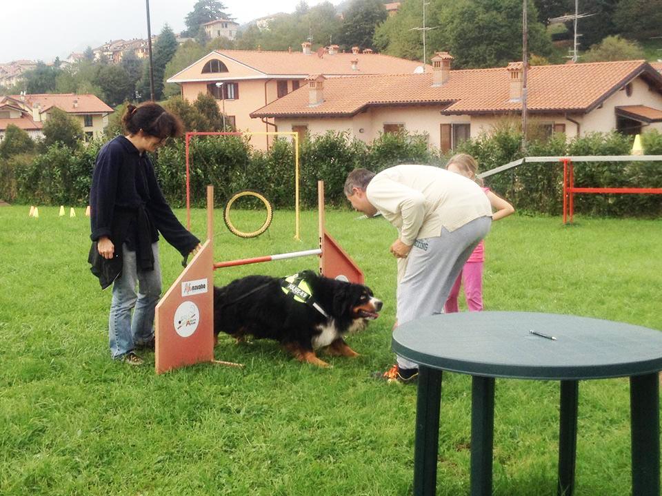 Fidovia Maverick: si inaugura il percorso per padroni e cani