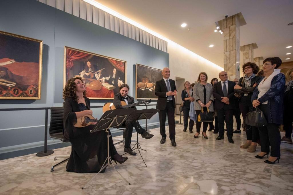 Baschenis: Trittico Agliardi fino a Giugno, torna il Paris Bordon