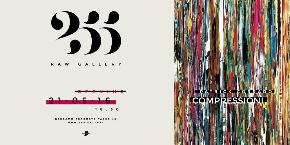 255 Raw Gallery: il nuovo hub creativo a Bergamo