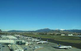 L'aeroporto amplia la capacità del piazzale aeromobili