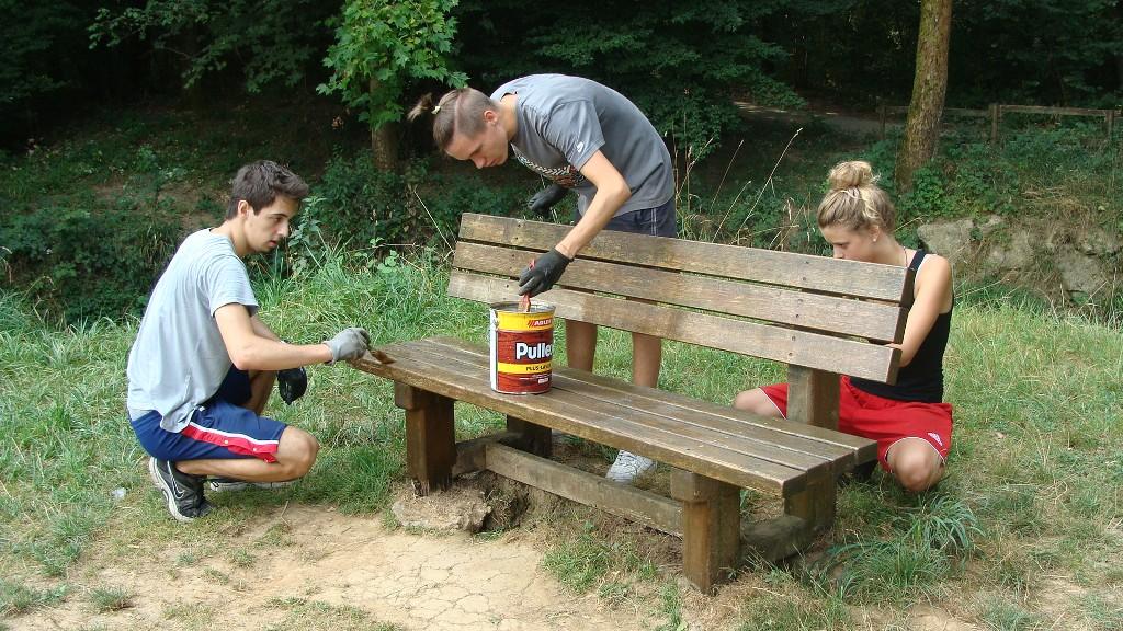BG+, progetti di volontariato giovanile estivo