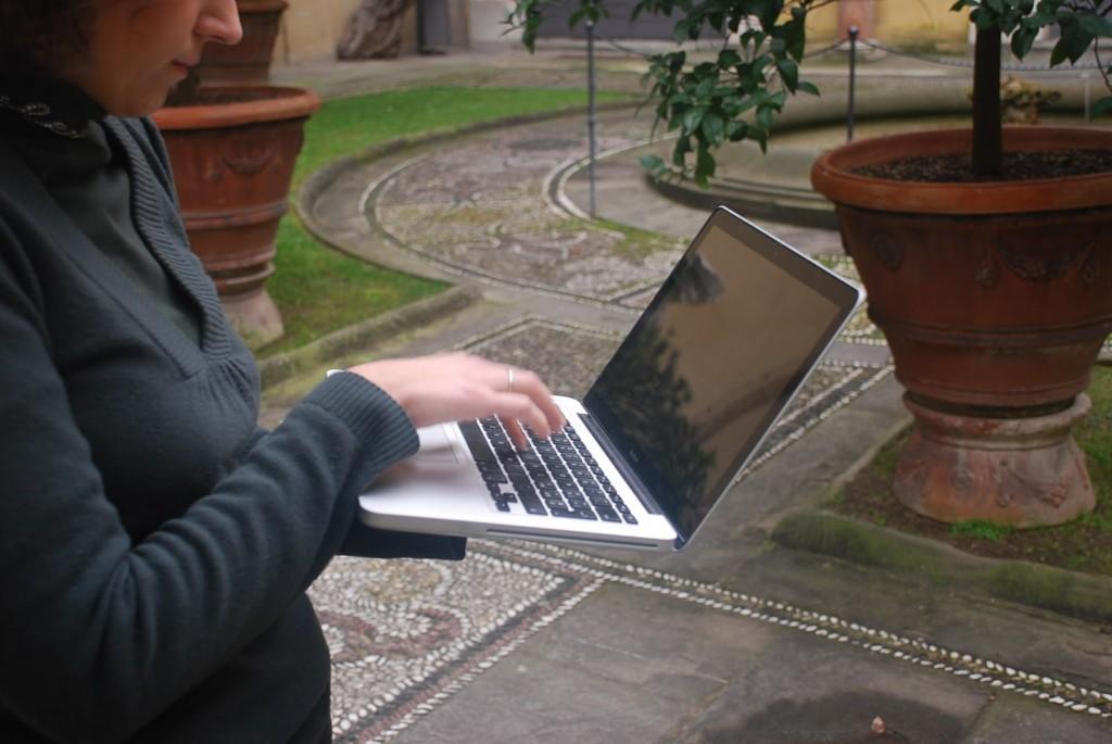 Inaugurata l'oasi wifi di piazza Sant'Anna in Borgo Palazzo