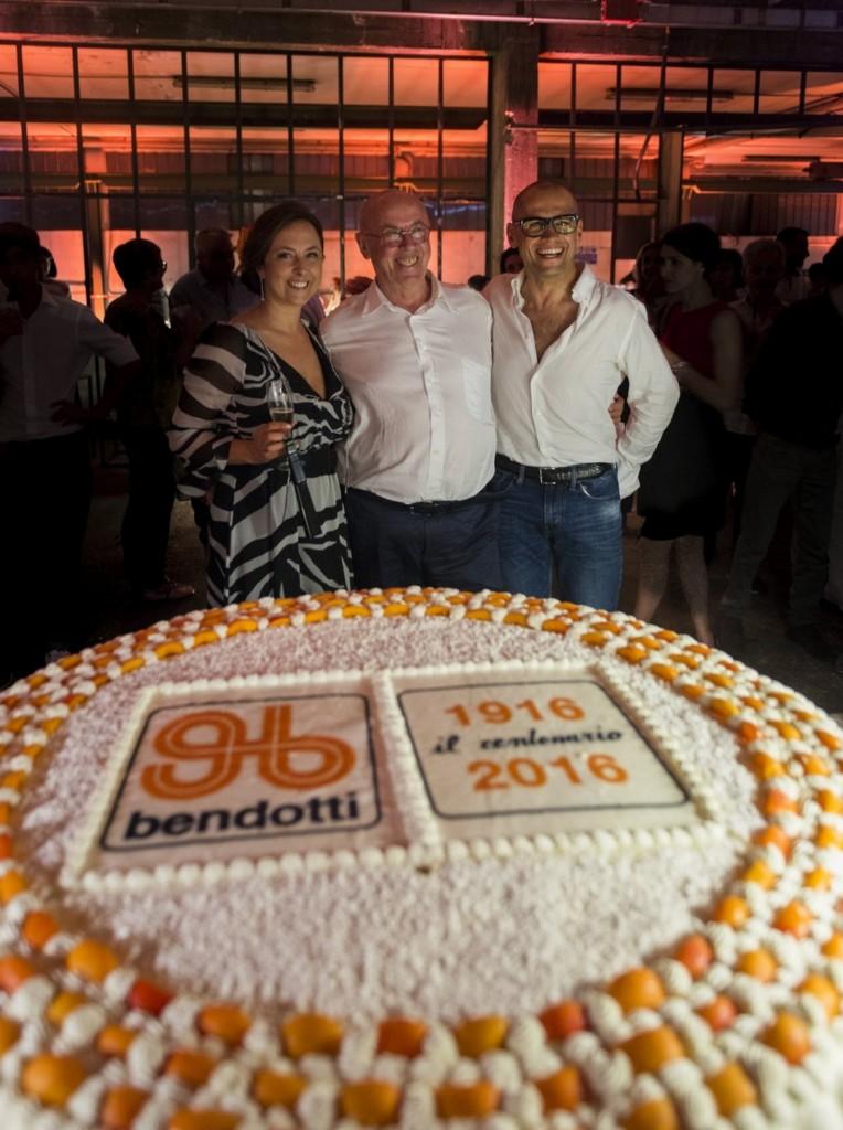 05 Margherita, Evaristo e Michele Bendotti