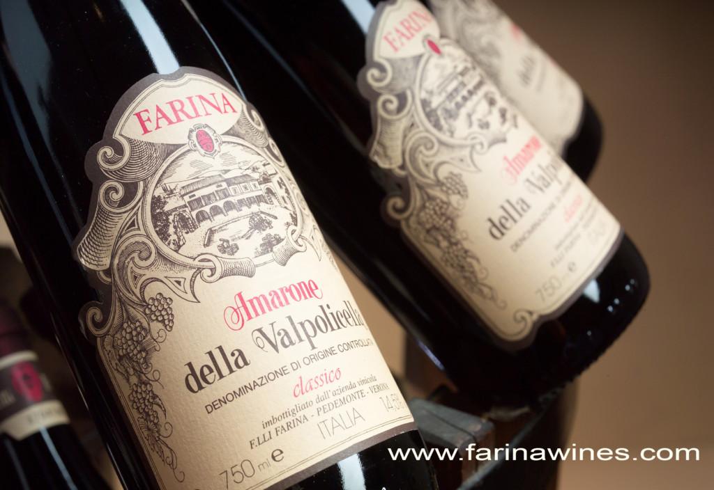Amarone: è di Farina il miglior 2012