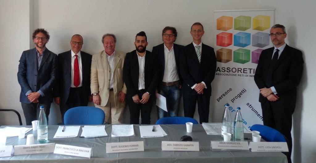 AssoRetiPMI apre la delegazione di Bergamo