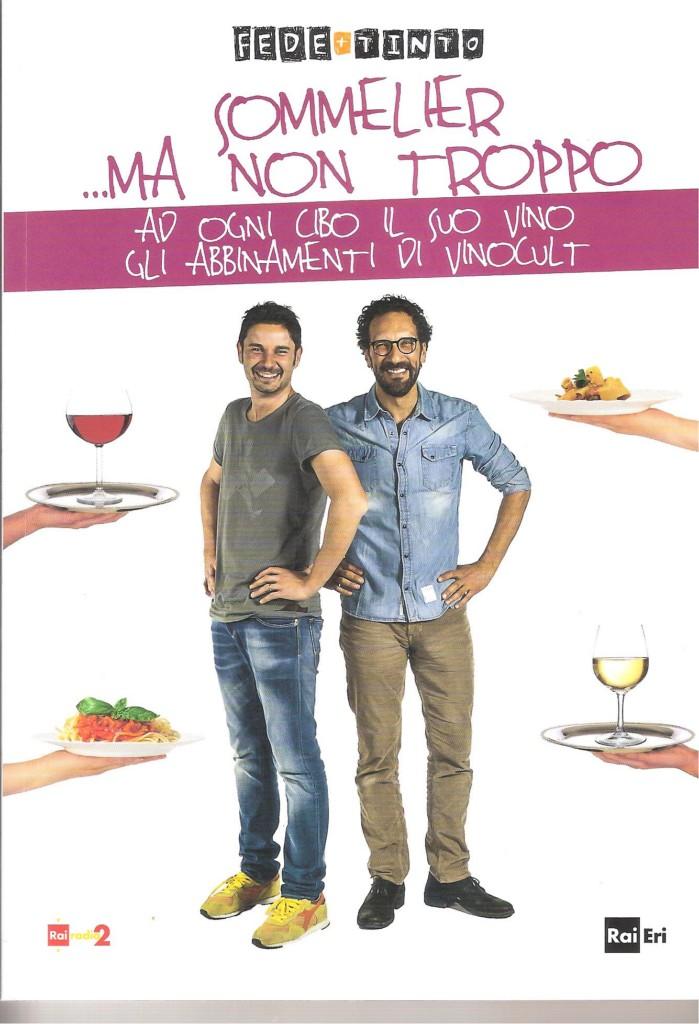Le ricette del Giopì sul nuovo volume Rai di Fede&Tinto