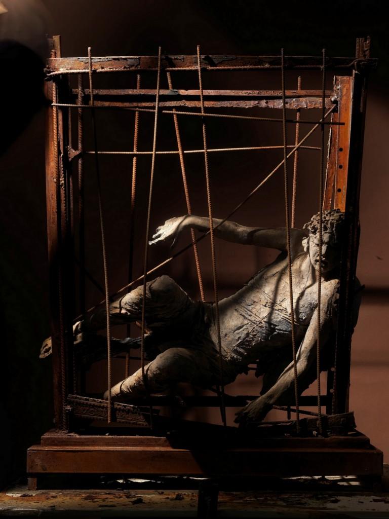 Ugo Riva, Trappola per angelo (2010)