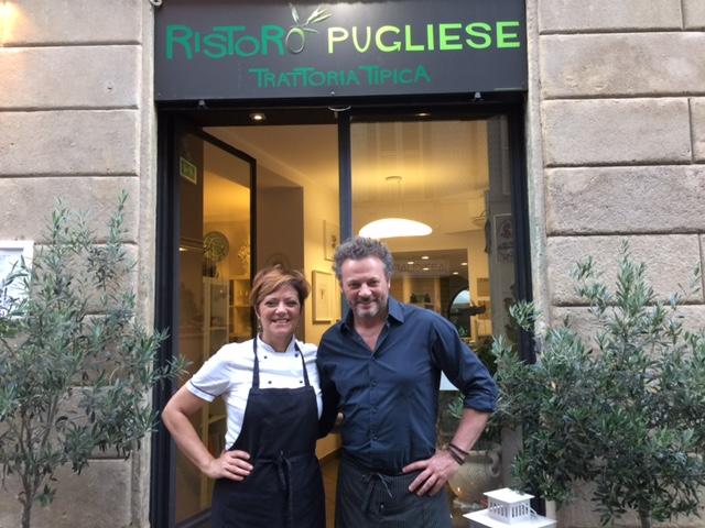 Alta cucina pugliese a Bergamo Bassa