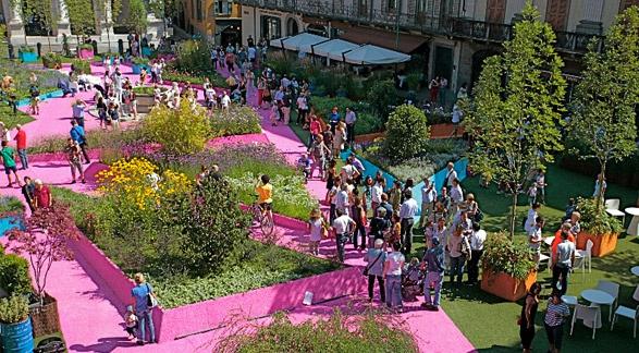 I giardini privati di Bergamo si aprono per i Maestri del Paesaggio