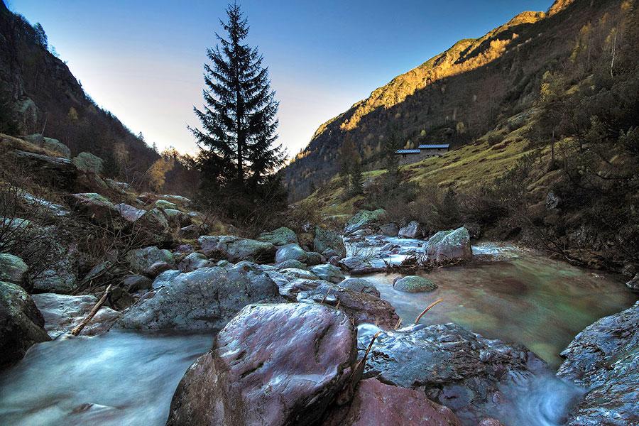 In Val Sanguigno per svelare i segreti della natura