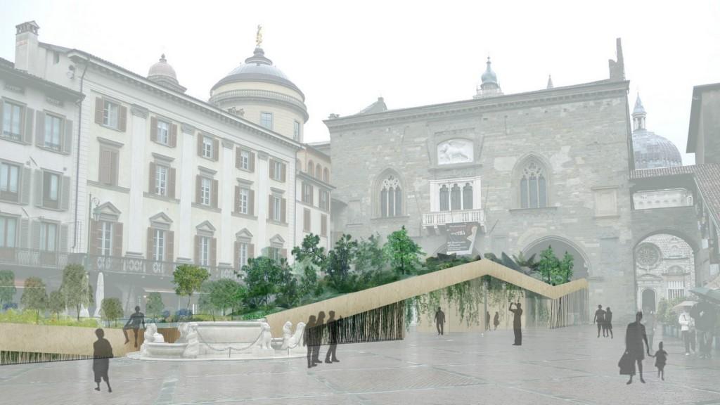 Piazza Vecchia 2016_Project Summer School 2015