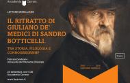 Patrizia Zambrano ci presenta il ritratto di Giuliano de' Medici