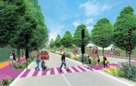 «Via Autostrada sarà un boulevard». Con tanto verde e rosa