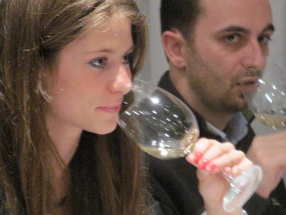 Champagnes a Villa Patrizia