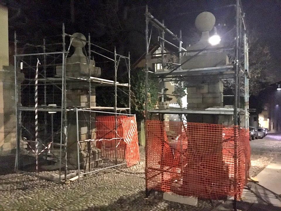 Al via il restauro della ex Barriera Daziaria di Sant'Alessandro