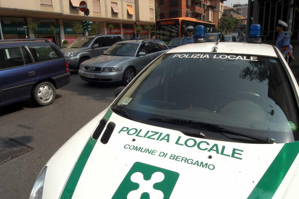 Polizia locale del Comune di Bergamo, 8 nuovi agenti nel 2017