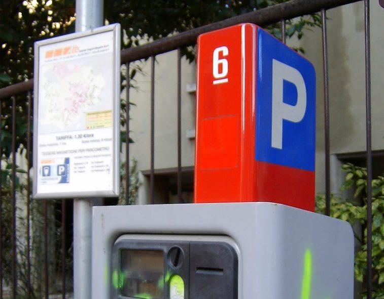 Dalla prossima domenica si paga il parcheggio in centro