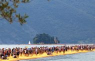 Studio dell'UniBg calcola l'impatto di The Floating Piers