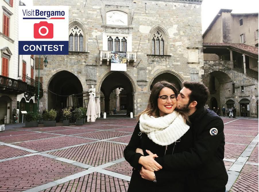 Nuovo concorso di VisitBergamo: scatta l'amore a Bergamo