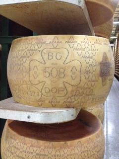 Il nuovo marchio Grana Padano indica provenienza del latte